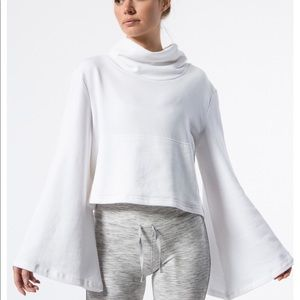 {fp movement} cropped salvation sweatshirt